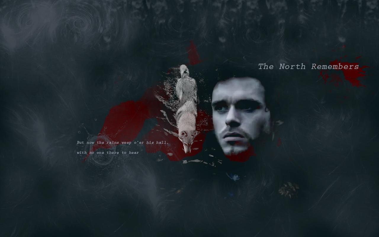 Robb Stark   Game of Thrones Wallpaper 34645609 1280x800