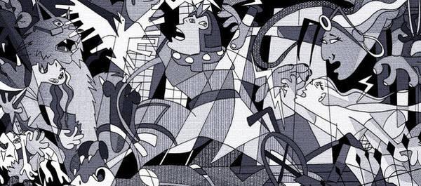 Men meet Guernica Boing Boing 600x265