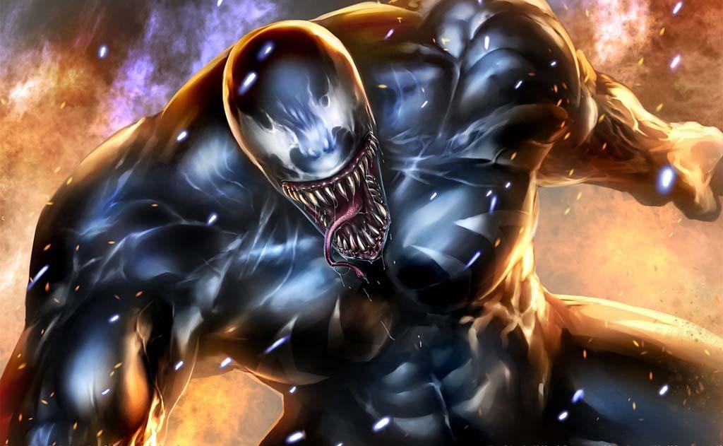 Venom Comics Wallpaper 1024x631