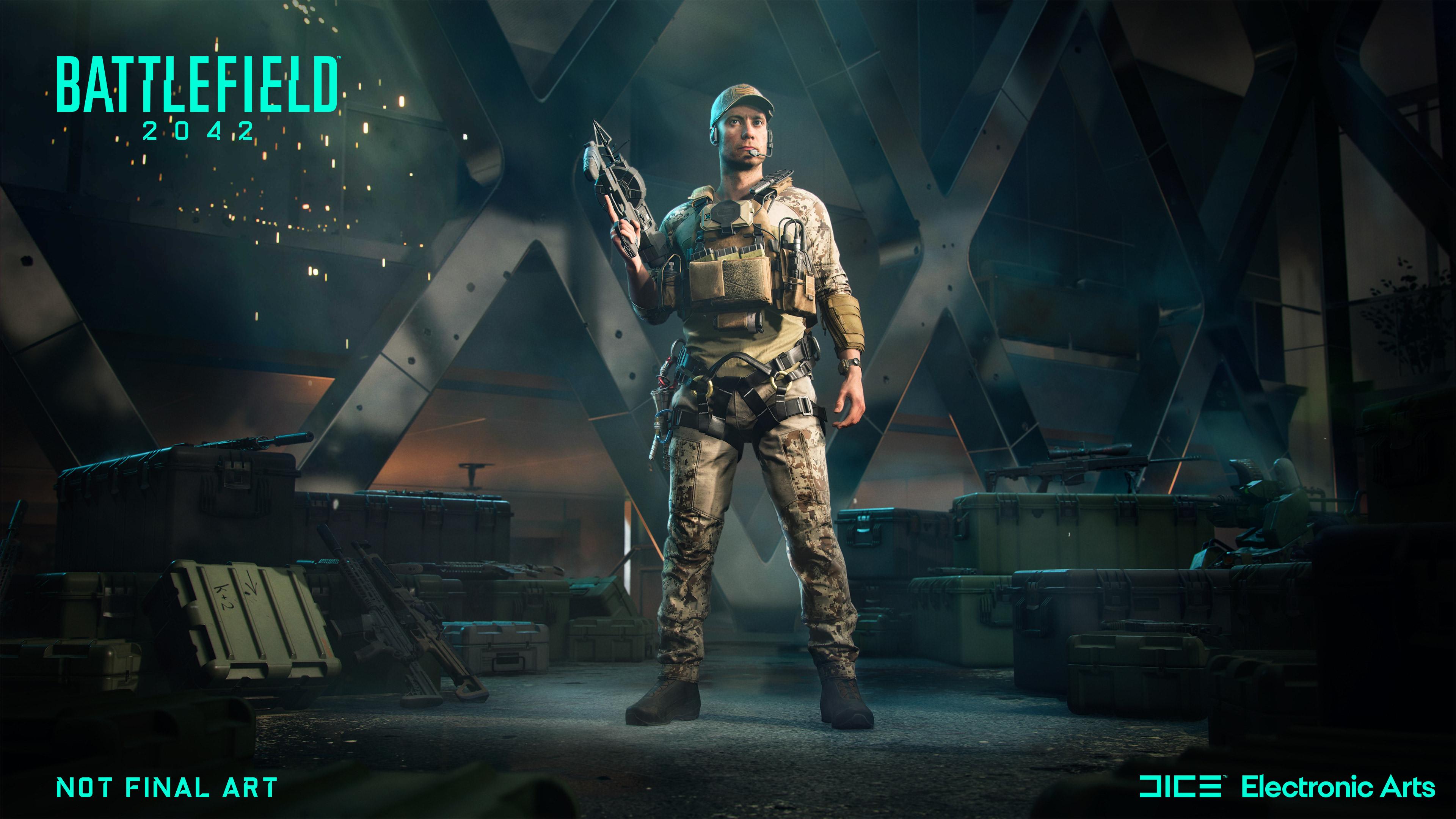 Battlefield 2042 4k Ultra HD Wallpaper Background Image 3840x2160 3840x2160