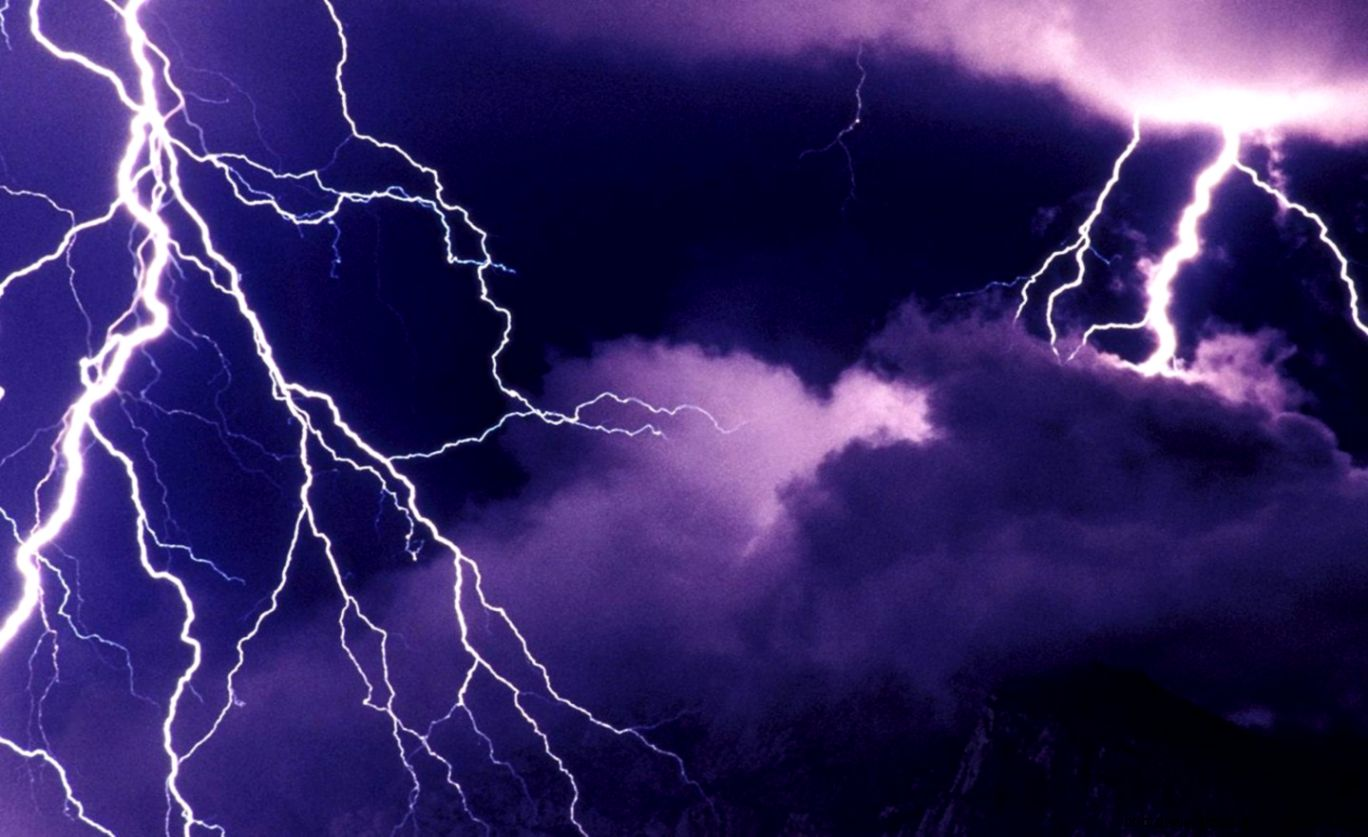 hd lightning storm wallpaper - wallpapersafari
