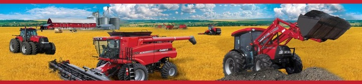 Case ih tractor wallpaper wallpapersafari - Farmall tractor wallpaper border ...
