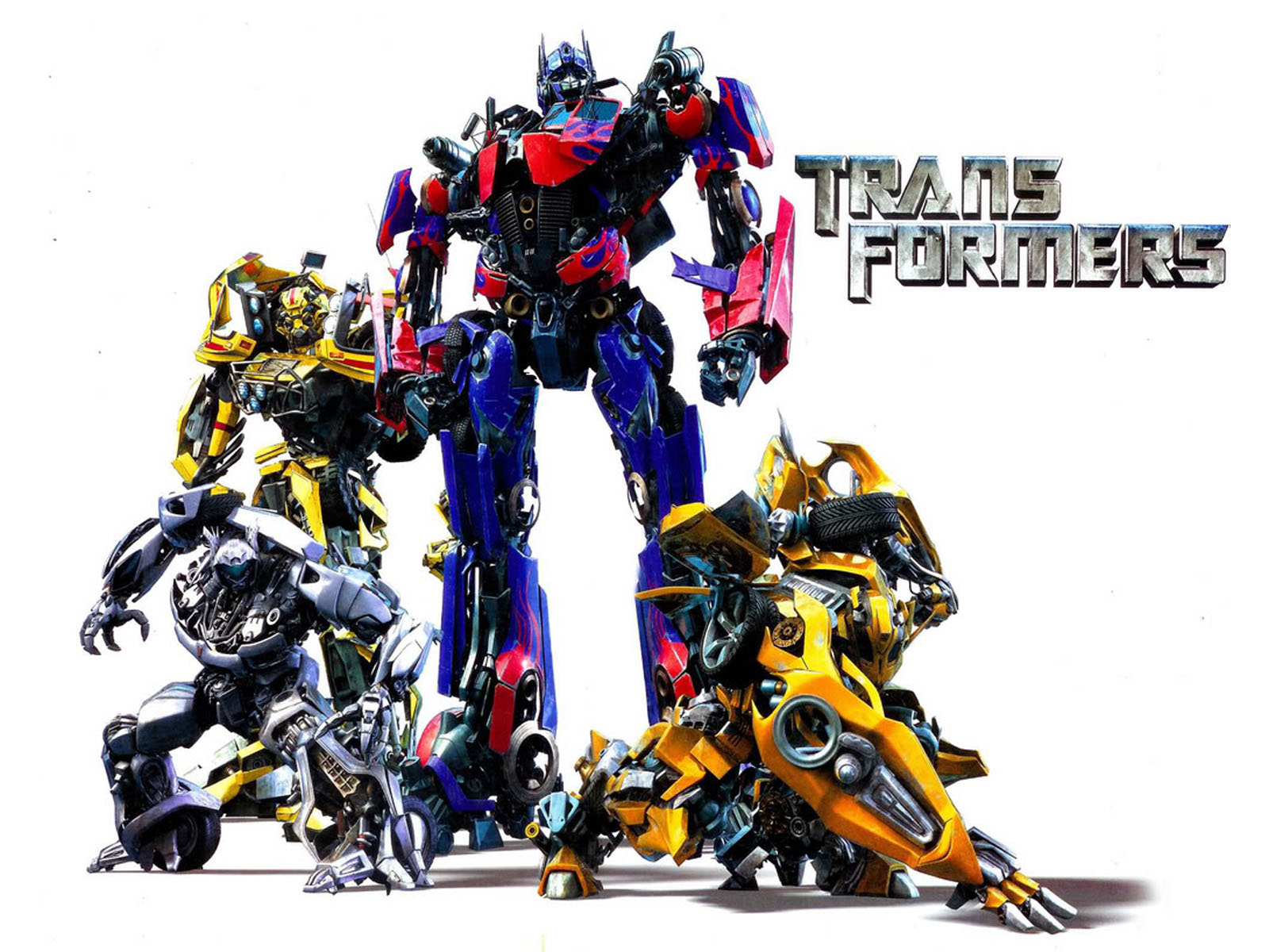 wallpapers Transformers Wallpapers 1600x1200