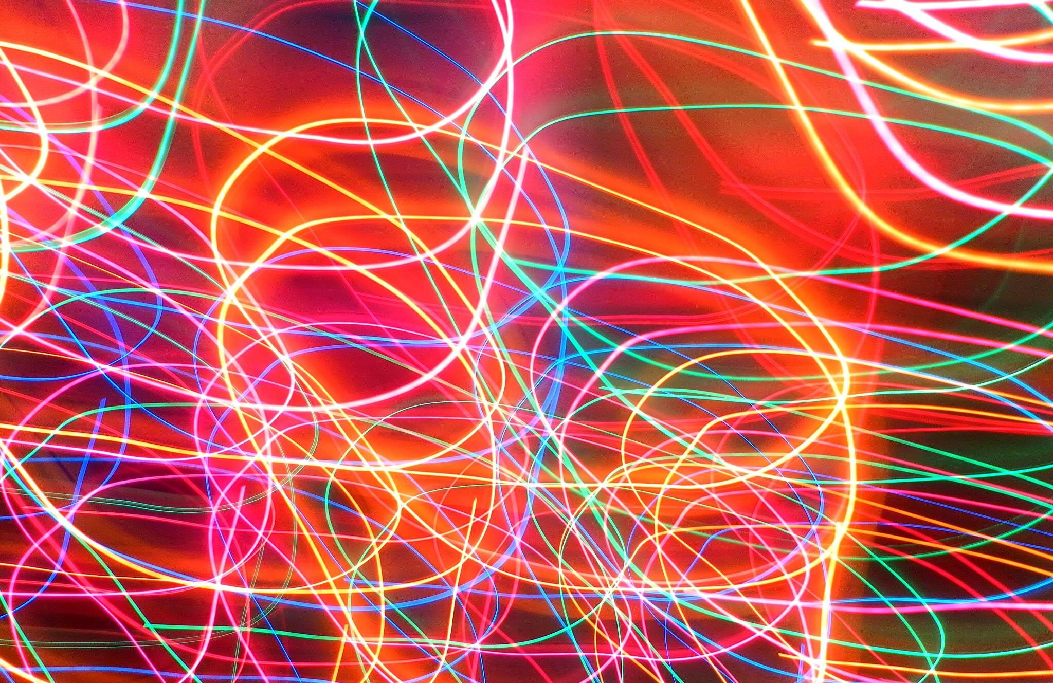 Neon Lights Wallpapers 2048x1329