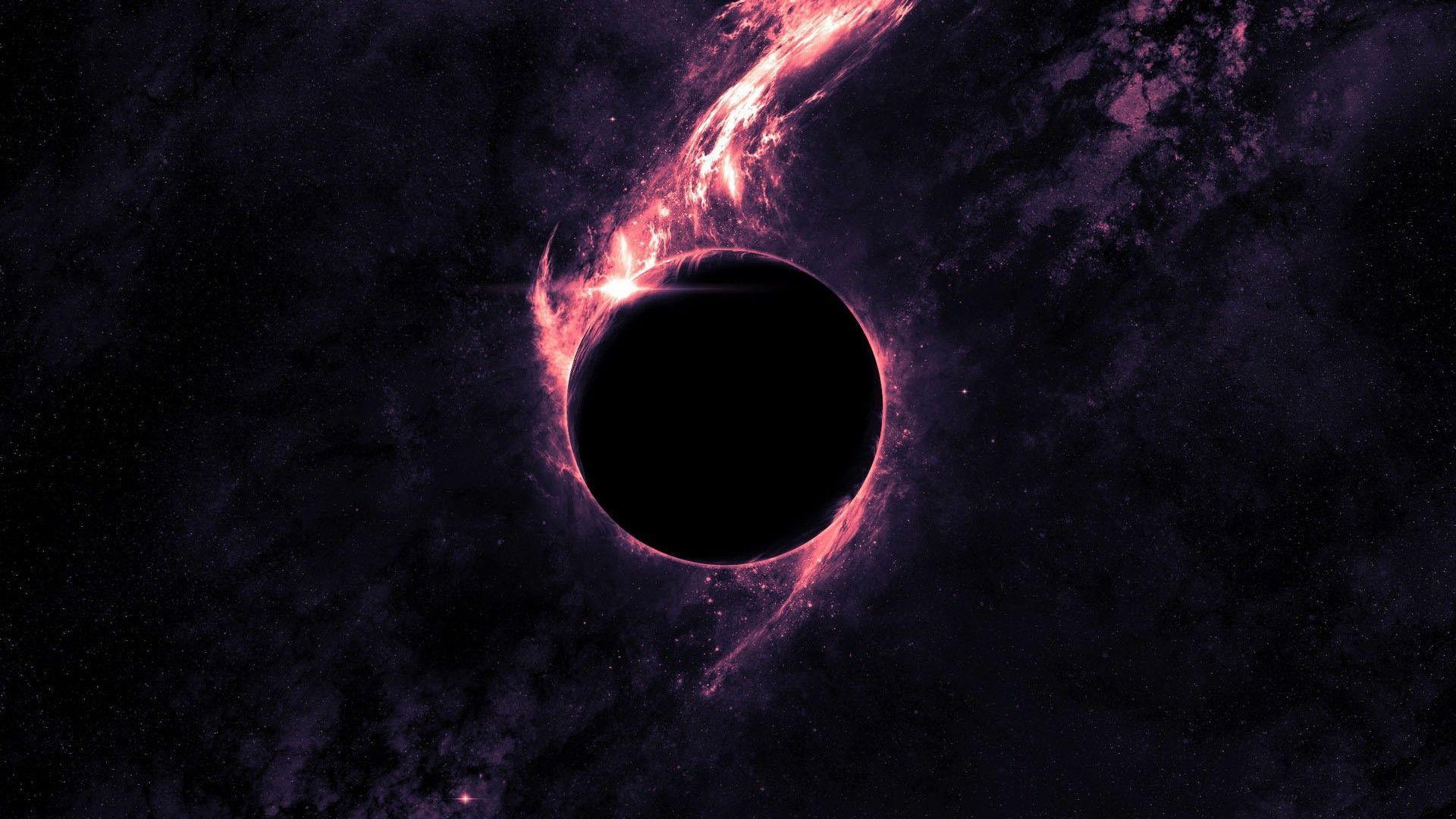Black Hole Backgrounds 1920x1080