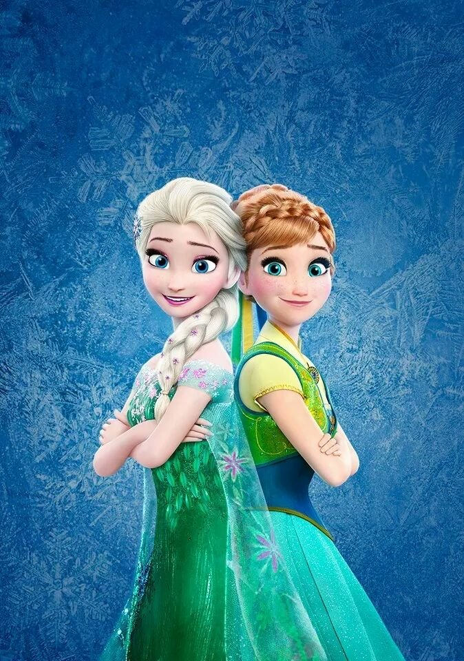 Frozen Fever Elsa And Anna 3 By QueenElsafan2015 674x960