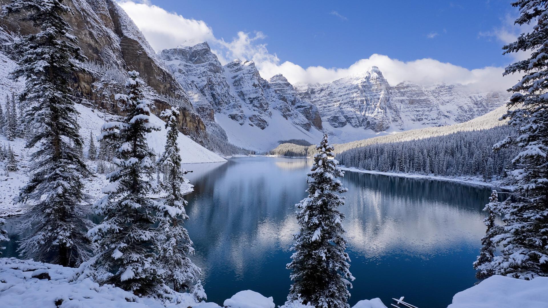 67 Nature Desktop Wallpaper Winter On Wallpapersafari