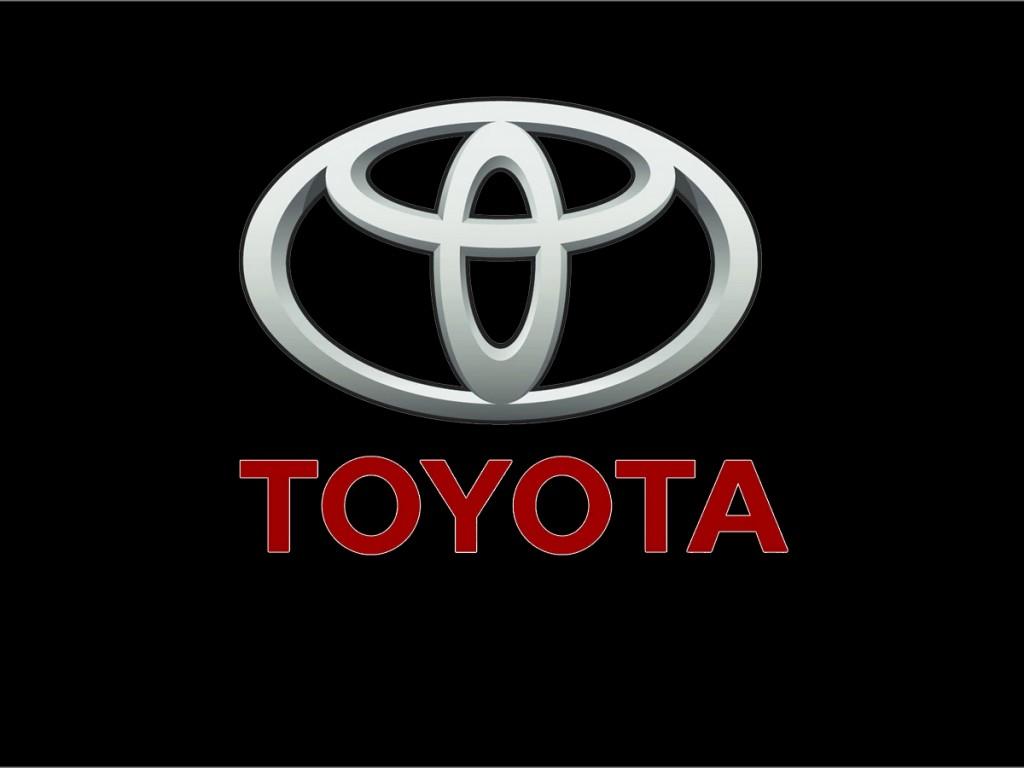 Toyota Logo Wallpapers WallpapersIn4knet 1024x768