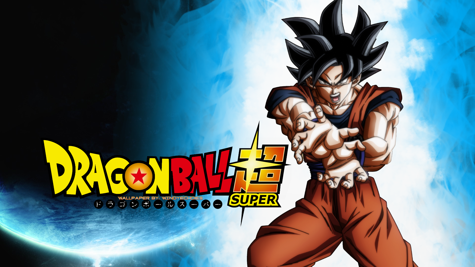 Free Download Ultra Instinct Goku Wallpapers 1920x1080 For Your
