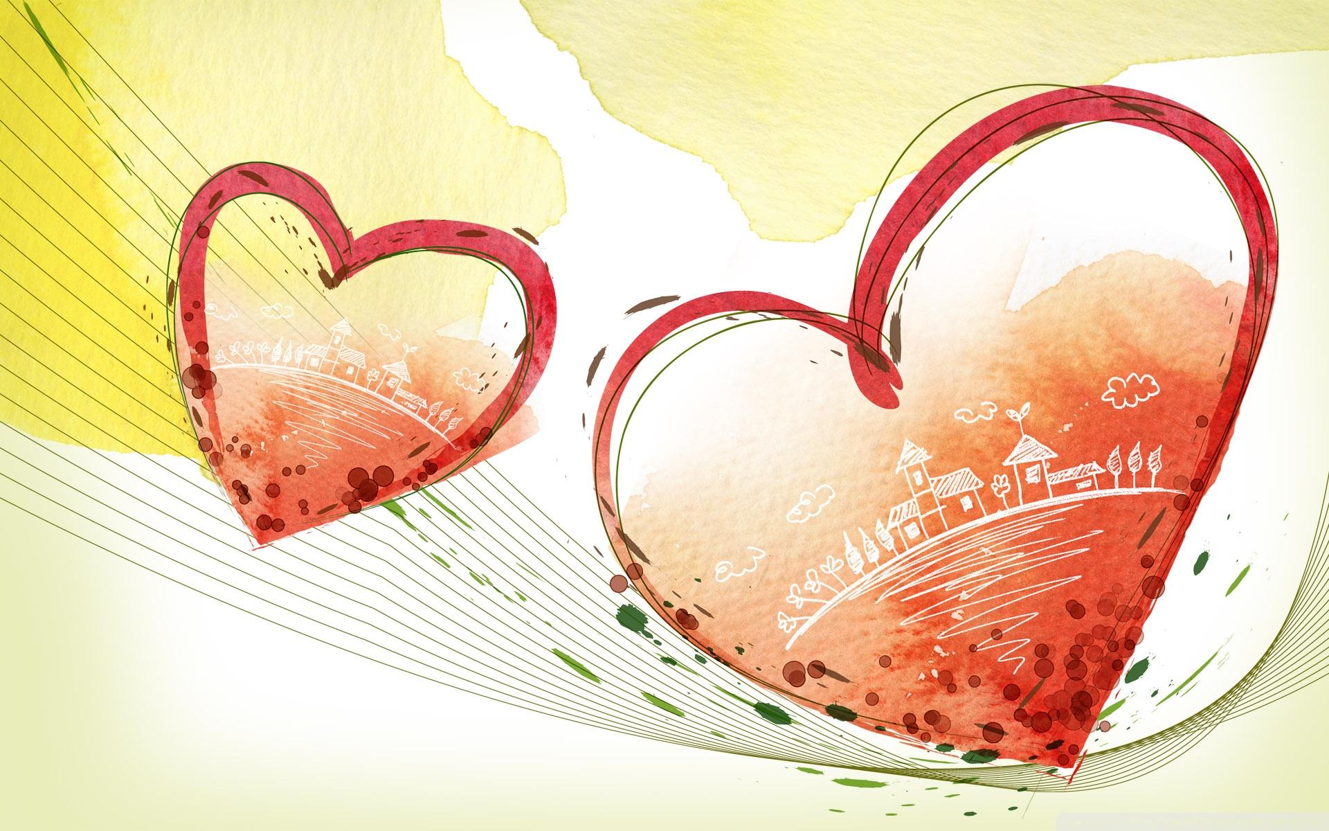 Valentines Desktop Wallpaper 1920x1200