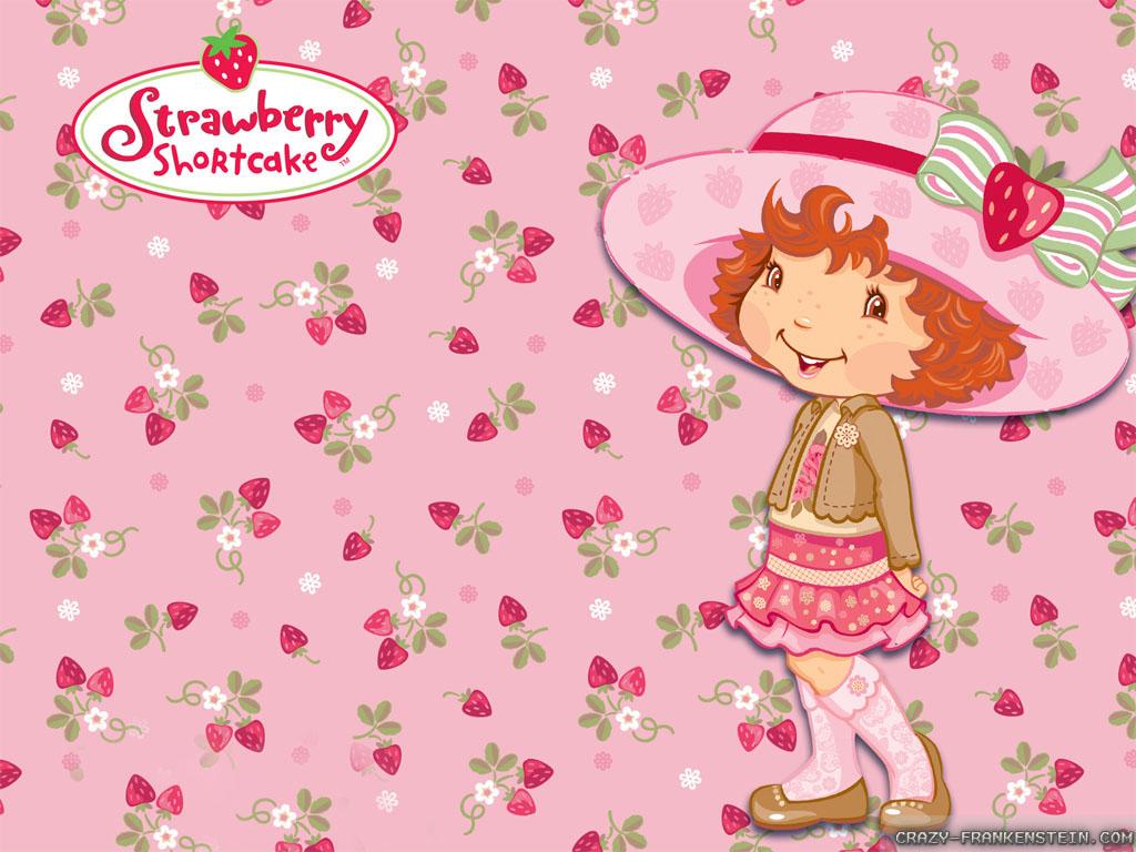 Strawberry Shortcake Cartoon Wallpaper Cartoon Images 1024x768