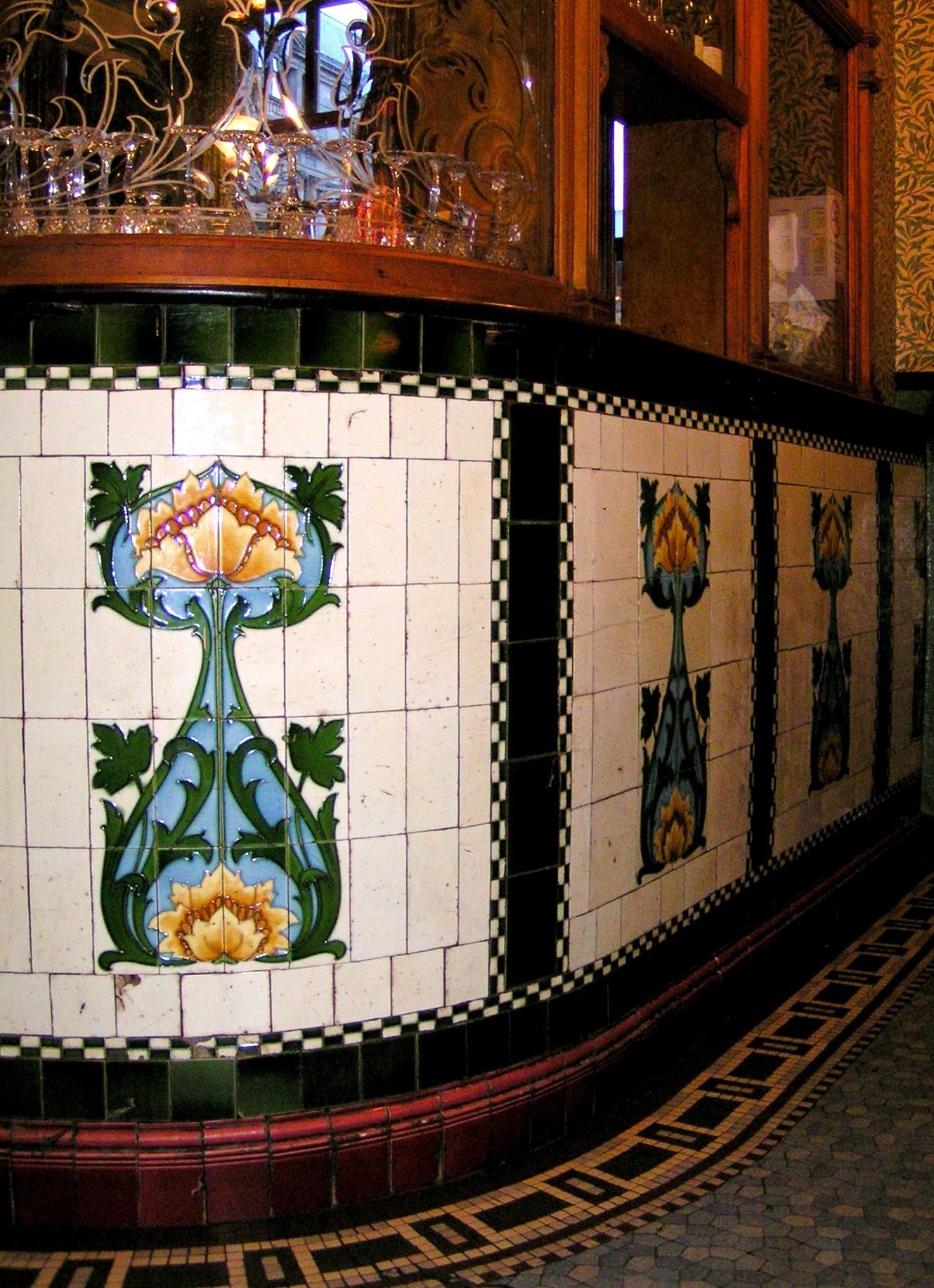 Art Nouveau Tiles Apk Mod Game 1329x1832