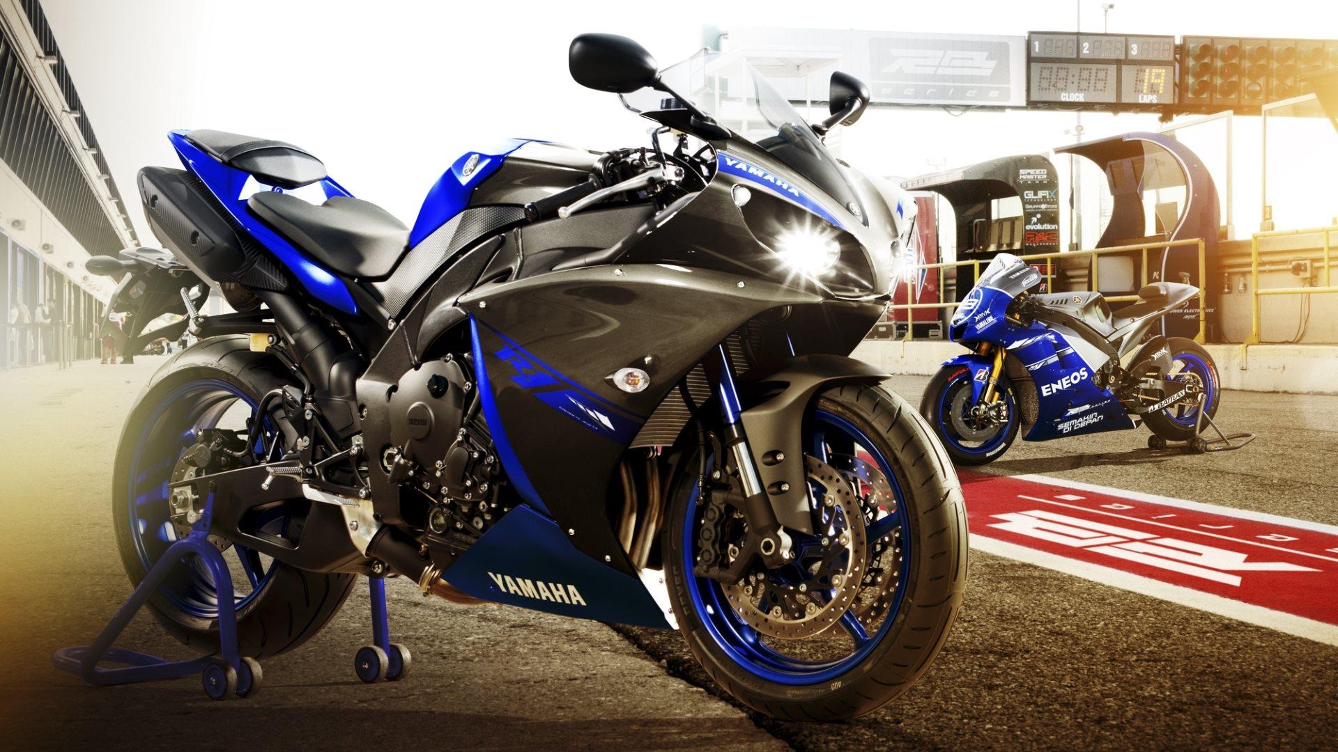 Yamaha YZF R1 2014Wallpapers 1920x1080