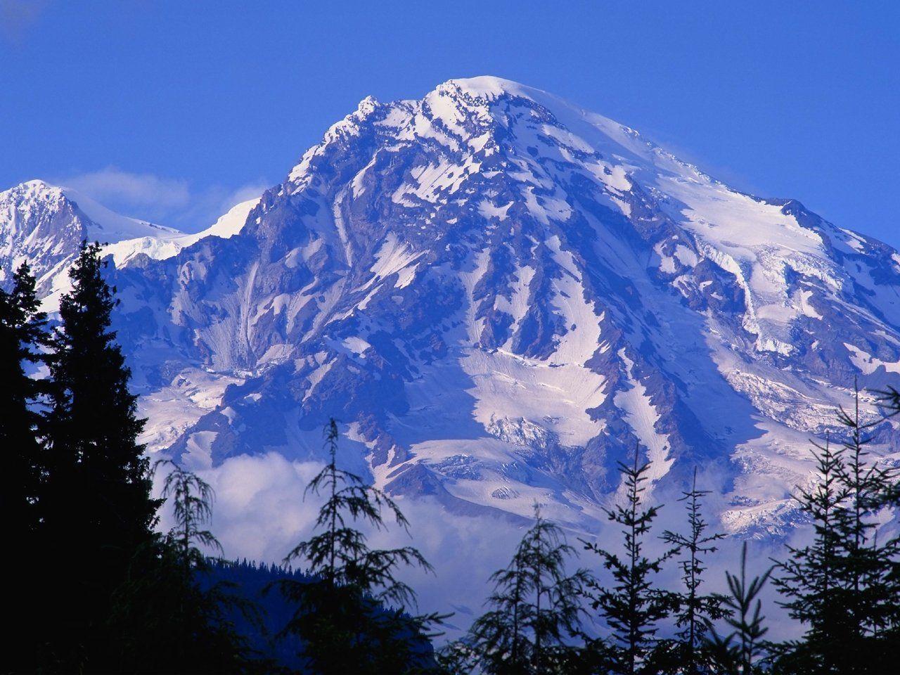 Mount Rainier National Park Wallpapers 1280x960