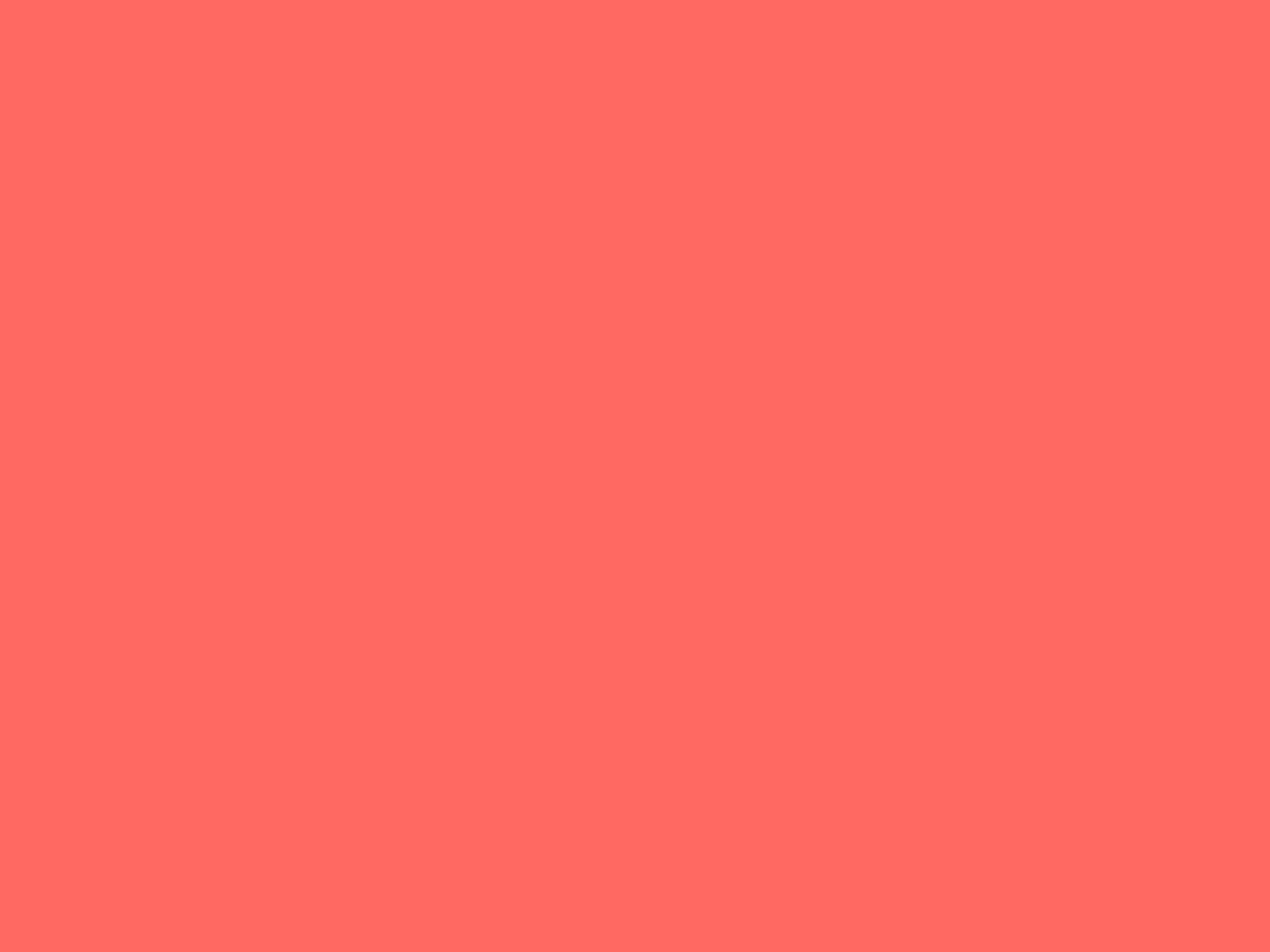 1600x1200 resolution Pastel Red solid color background view and 1600x1200