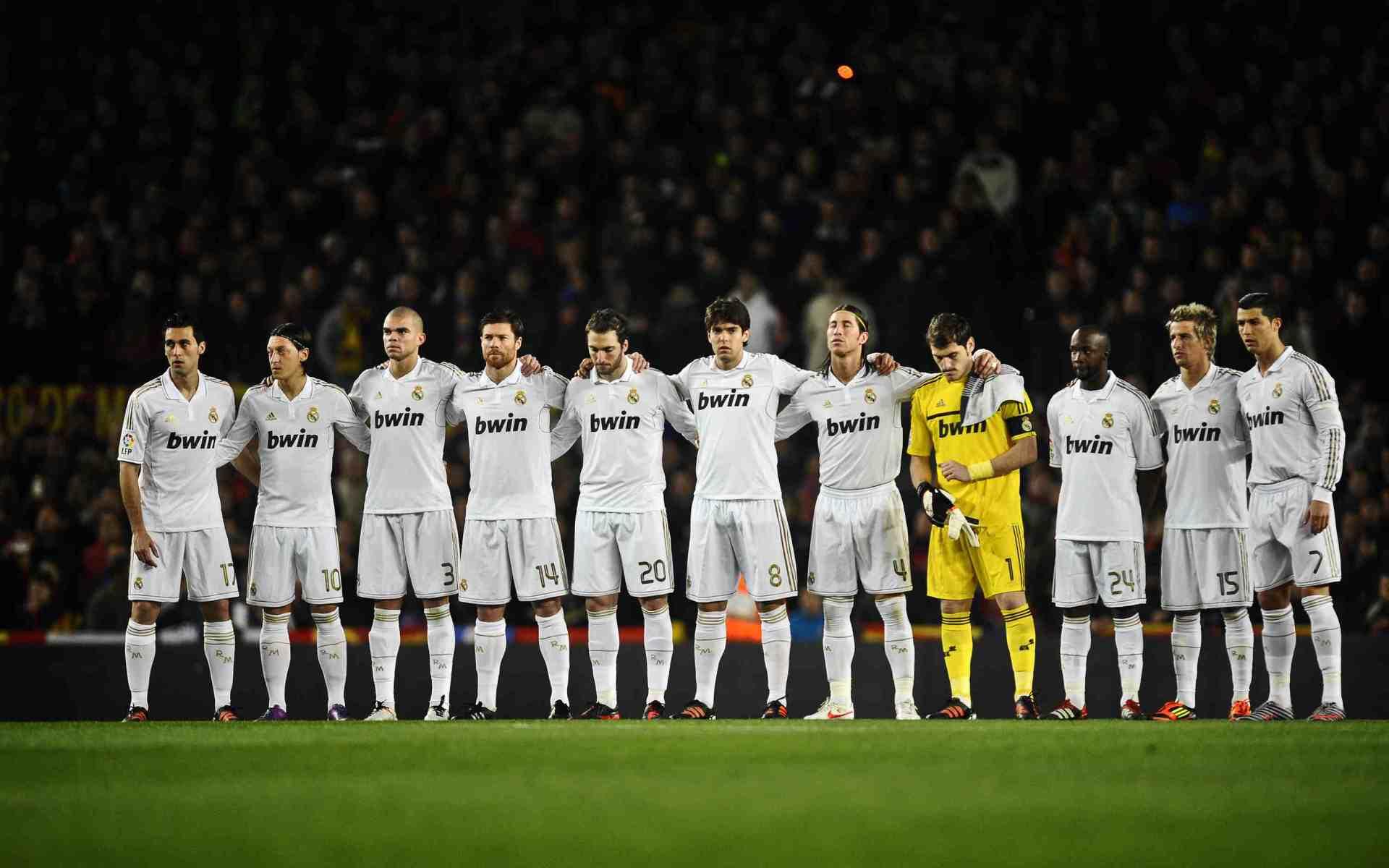 50 Real Madrid Wallpapers For Desktop On Wallpapersafari