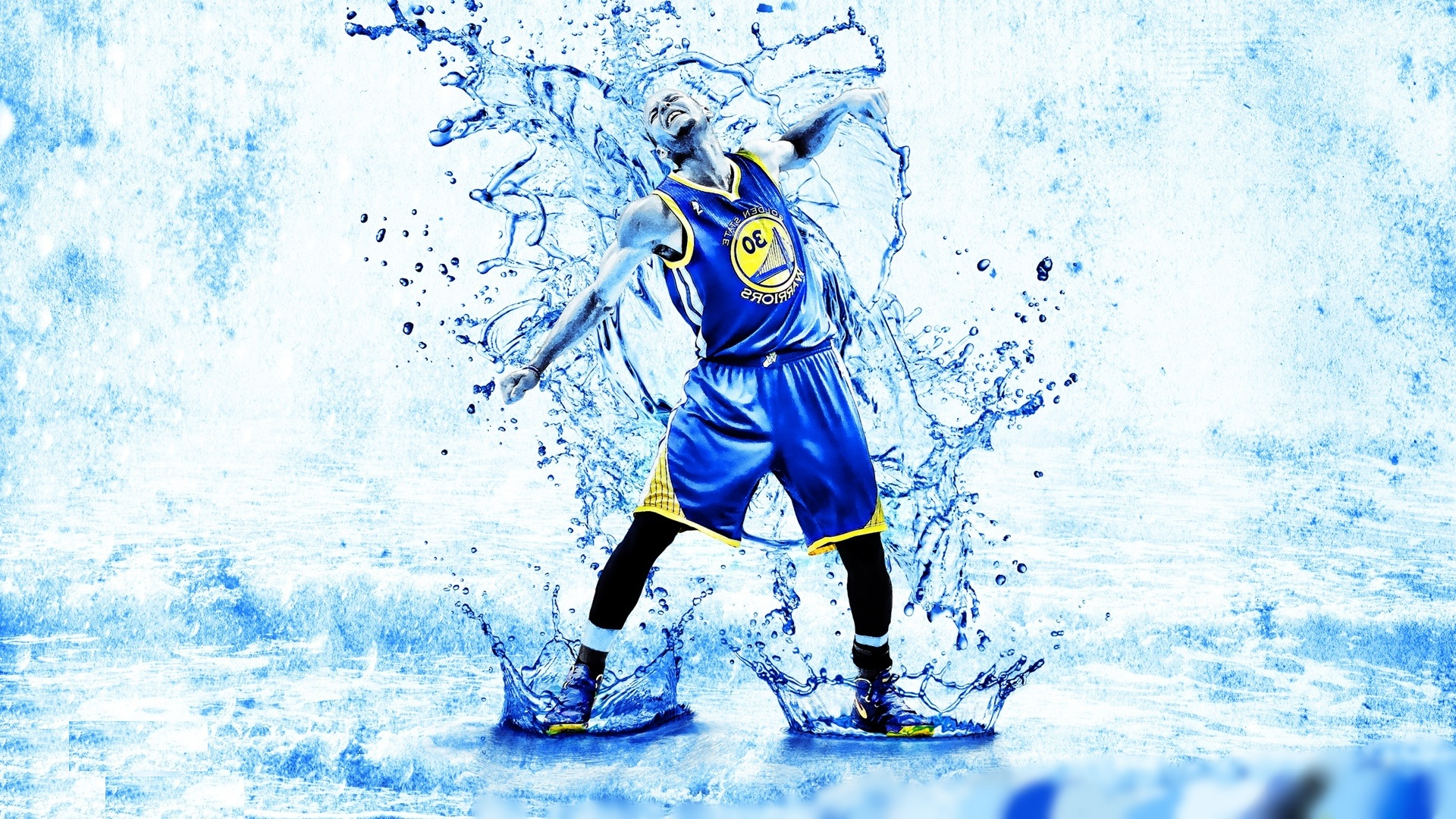 Stephen Curry Golden State Warriors 1920x1080