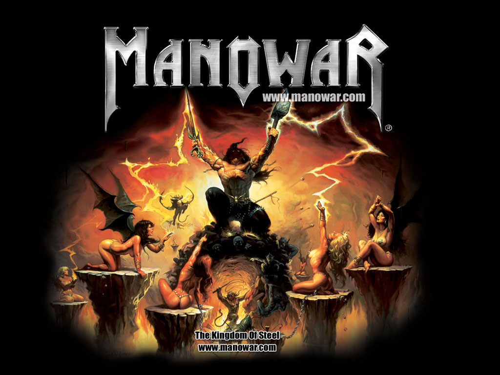 Thunder Lord Attack Manowar in Chile 1024x768
