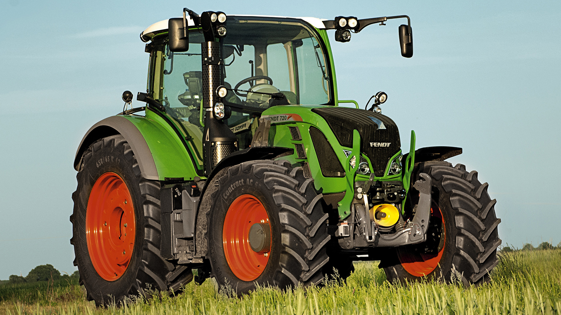 Desktop Wallpapers Agricultural machinery Tractor 2014 16 1920x1080 1920x1080
