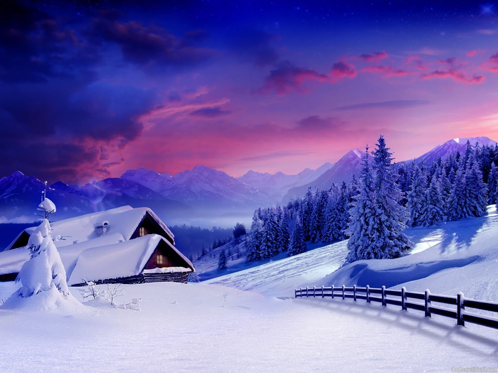 Snow Wallpaper Downloads 8565 Wallpaper WallDiskPaper 1600x1200