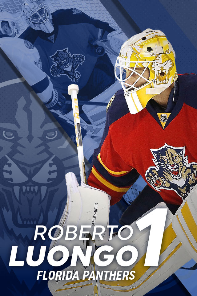 Panthers Wallpapers   Florida Panthers   Fan Zone 640x960