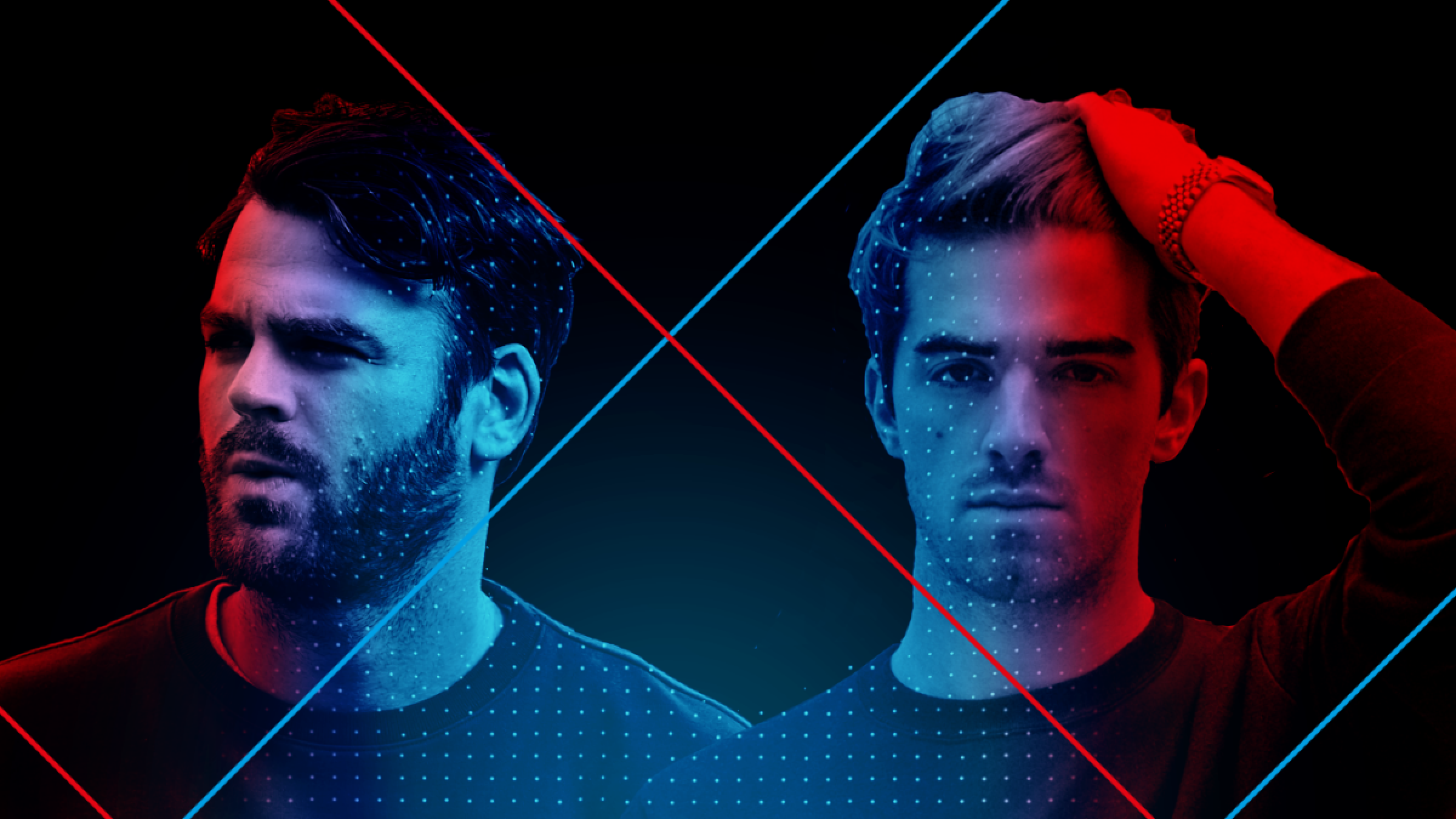 The Chainsmokers HD Wallpaper Background Image 2400x1350 ID 2400x1350