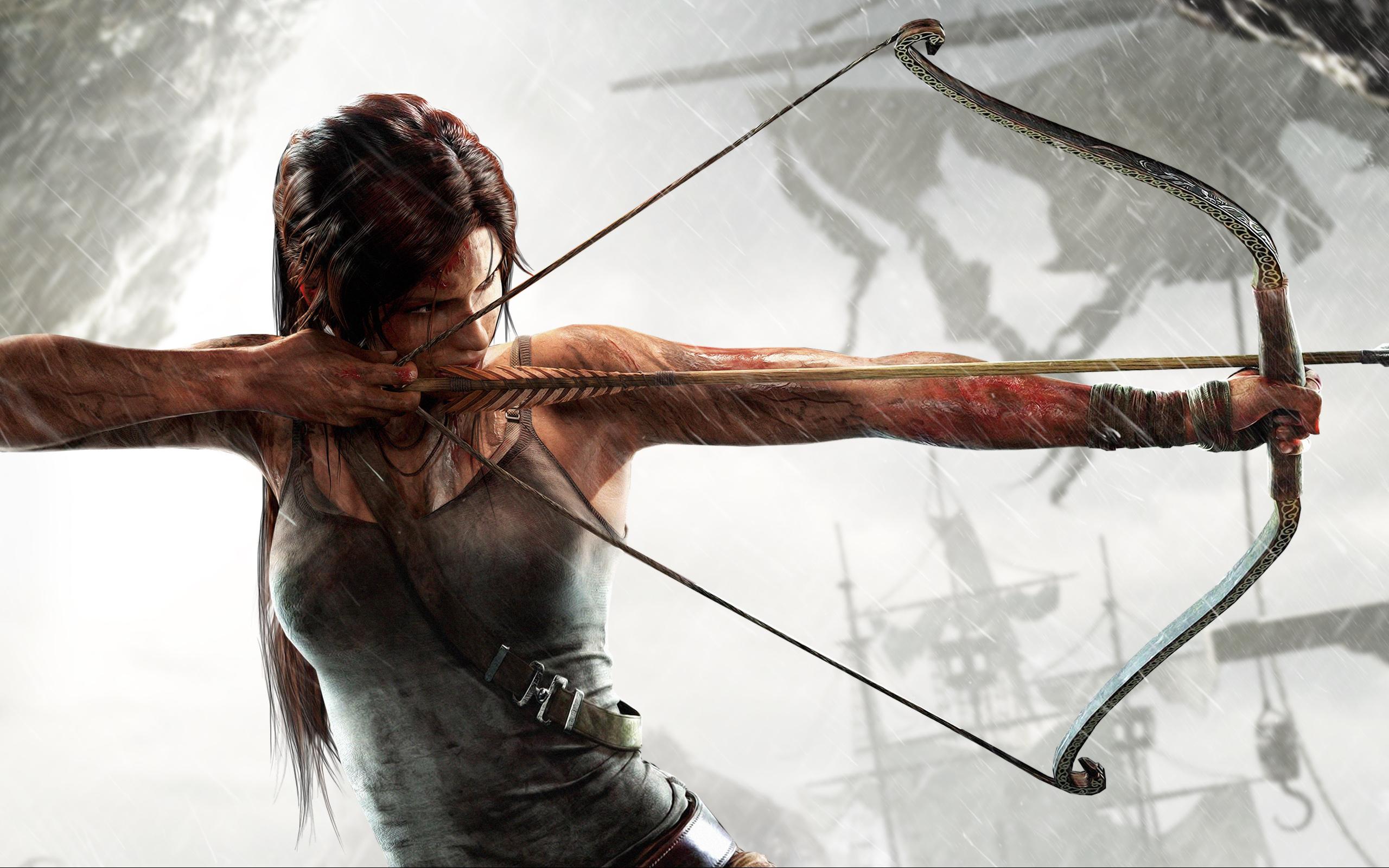 Tomb Raider 2013 Art Wallpapers HD Wallpapers 2560x1600