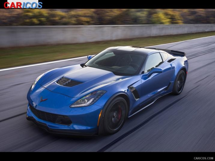 2015 Chevrolet Corvette Z06   Front HD Wallpaper 33 1920x1080 716x537