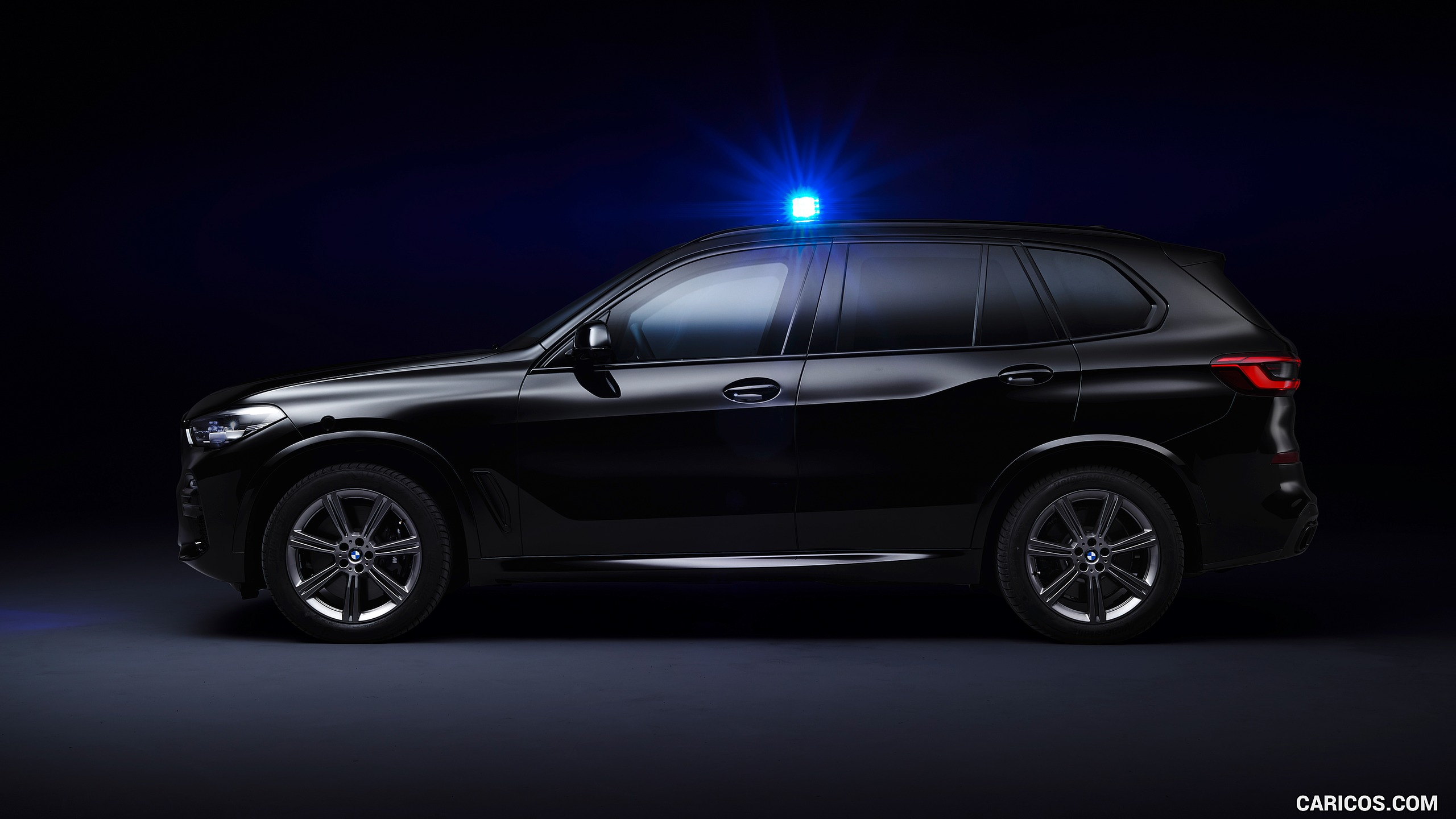 2020 BMW X5 Protection VR6 Armored Vehicle   Side HD Wallpaper 12 2560x1440