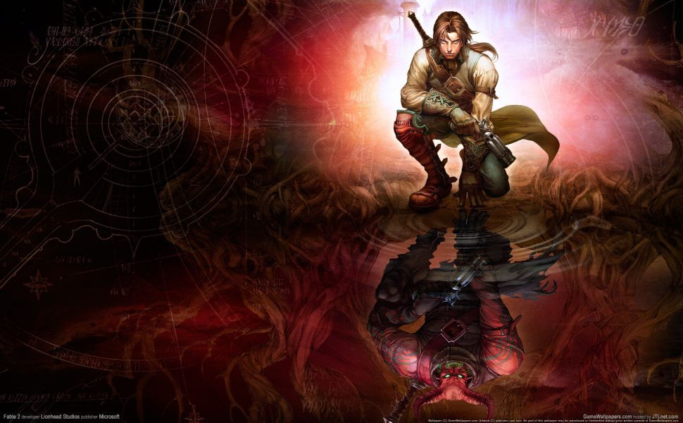 Fable HD Wallpaper Wallpapers Fable ii Fable 2 I am game 970x600