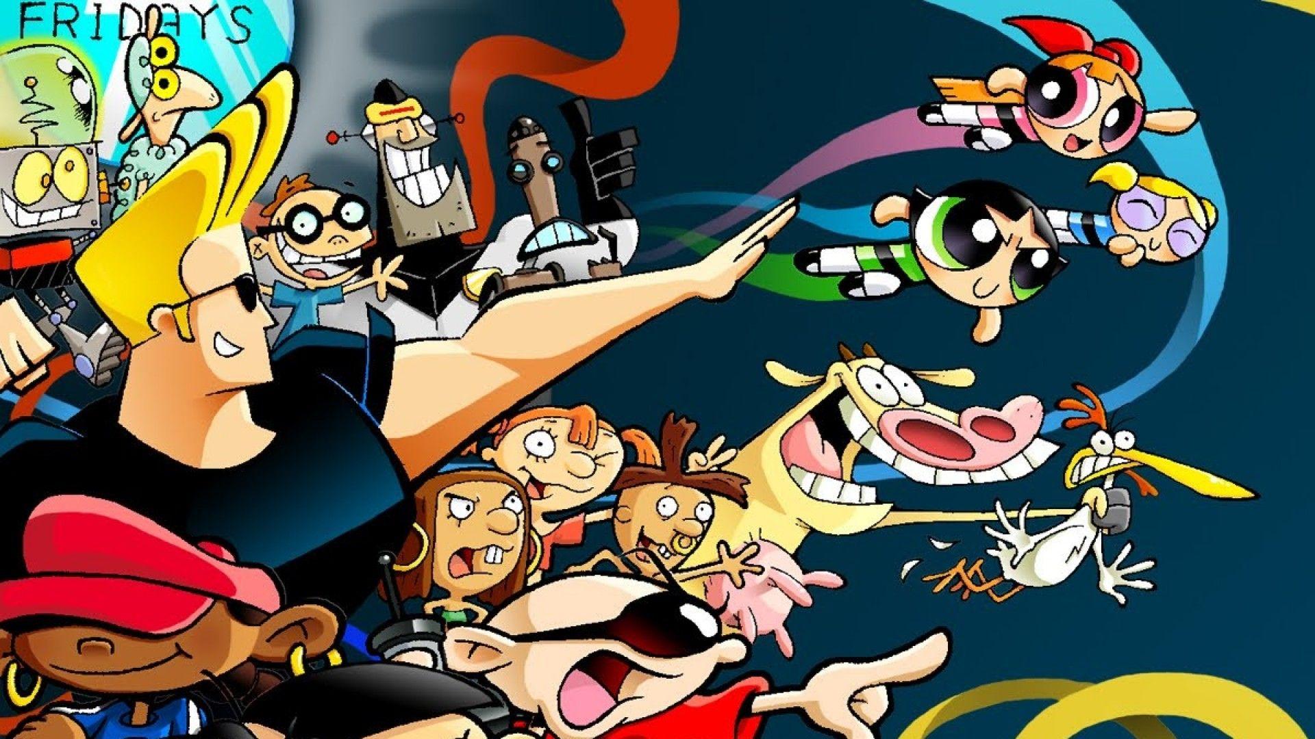 Cartoon Network Cartoon Wallpapers WallpapersIn4knet 1920x1080