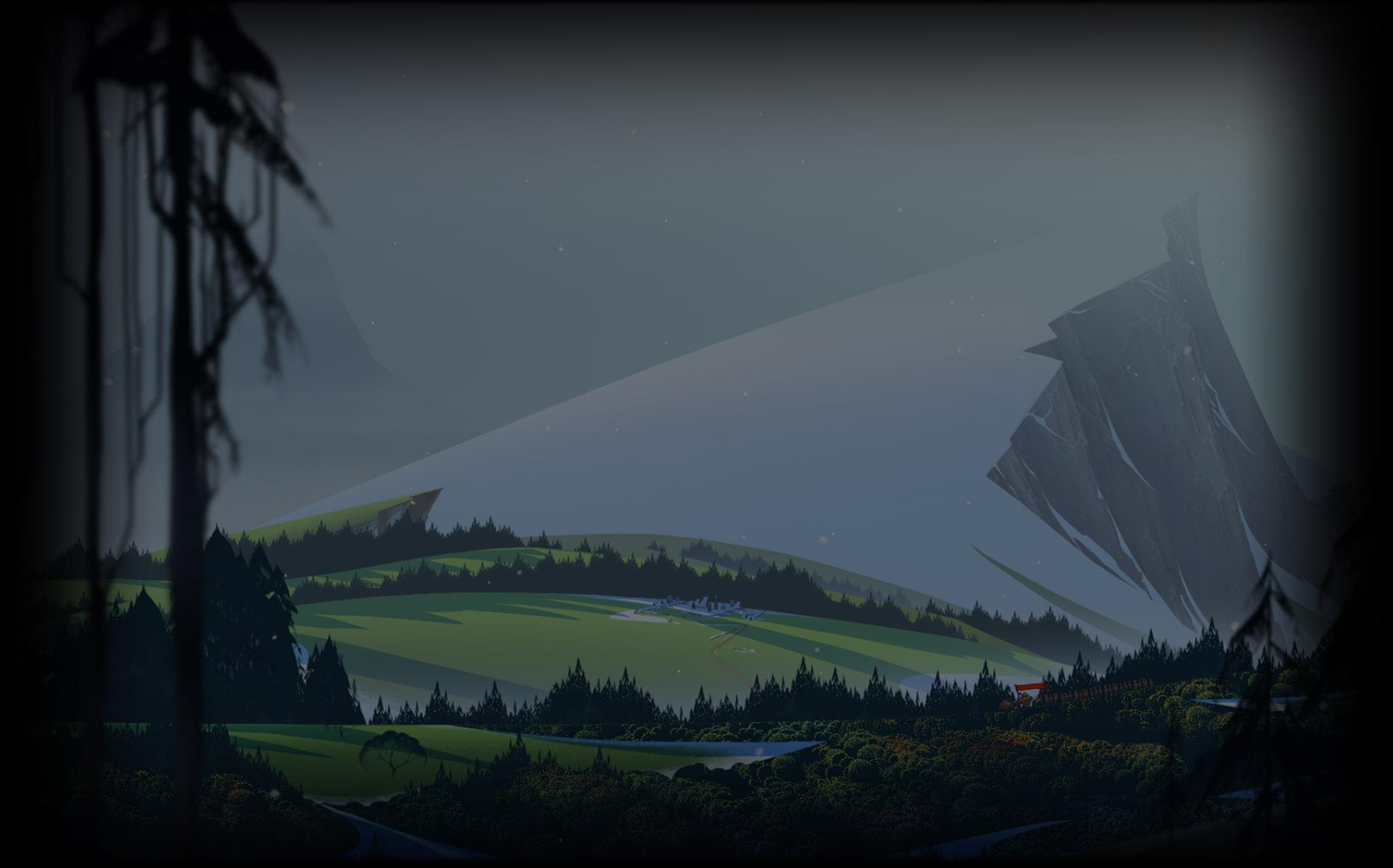 The Banner Saga   Steam Wallpaper   Hills 1920x1197
