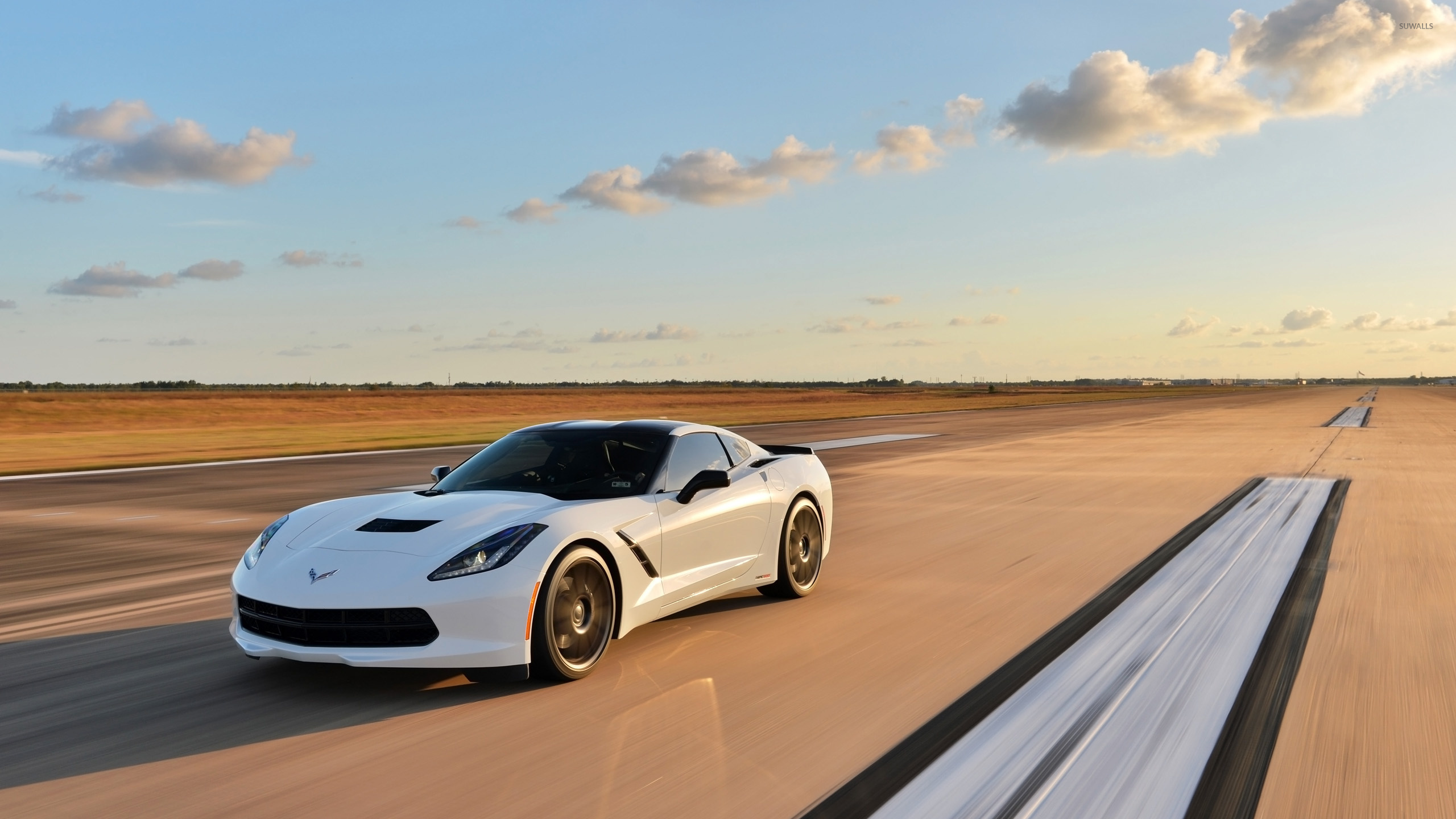Chevrolet Corvette Wallpapers High Resolution 327BD4I 2560x1440