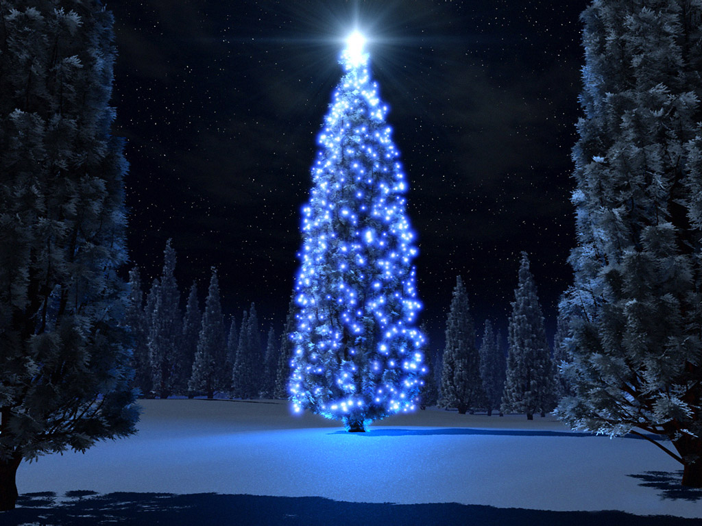 christmas lights wallpapers and screensavers - wallpapersafari