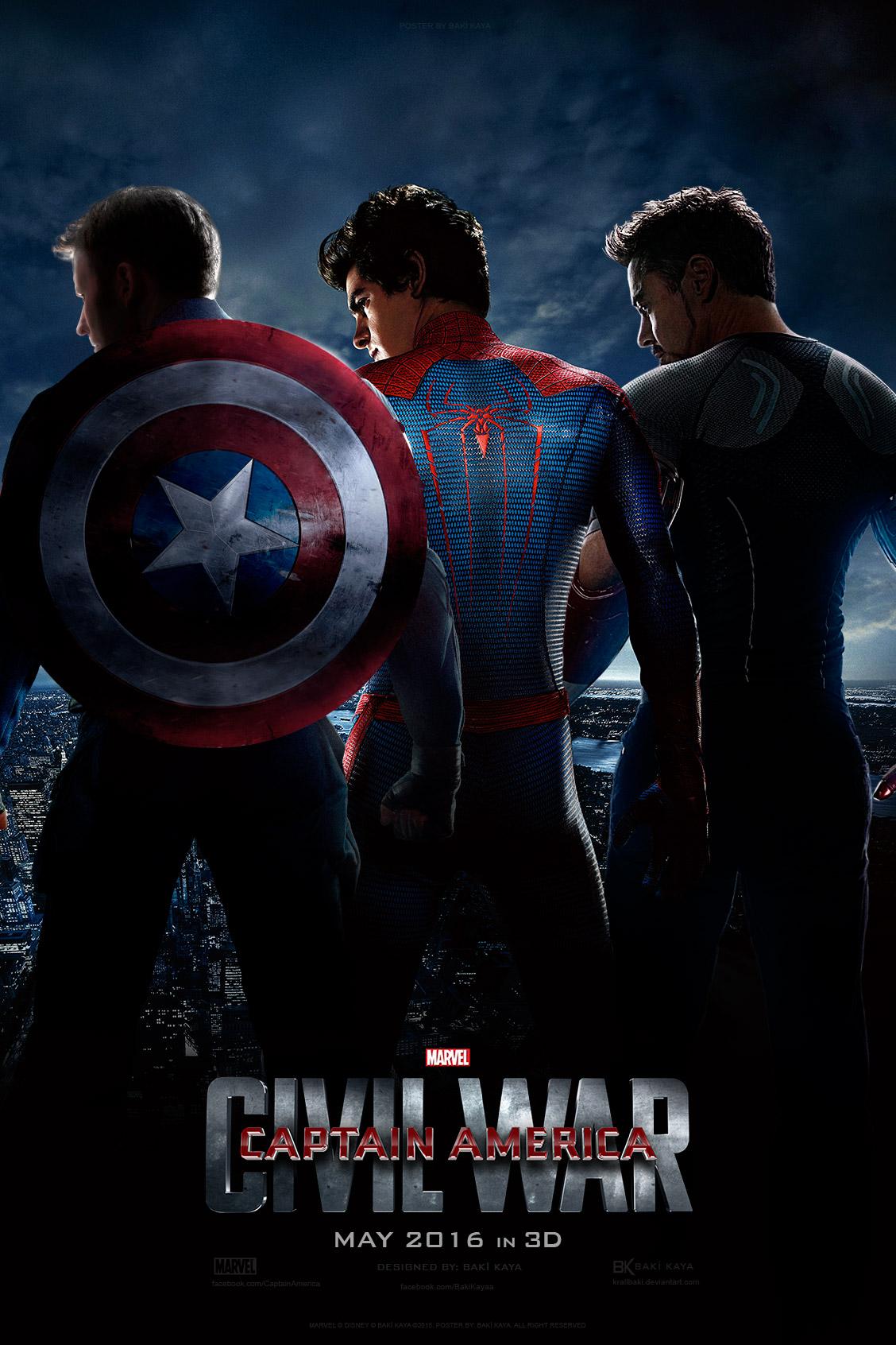Captain America Civil War Fan Made Trailer Tony Desktop Wallpaper S 1128x1692