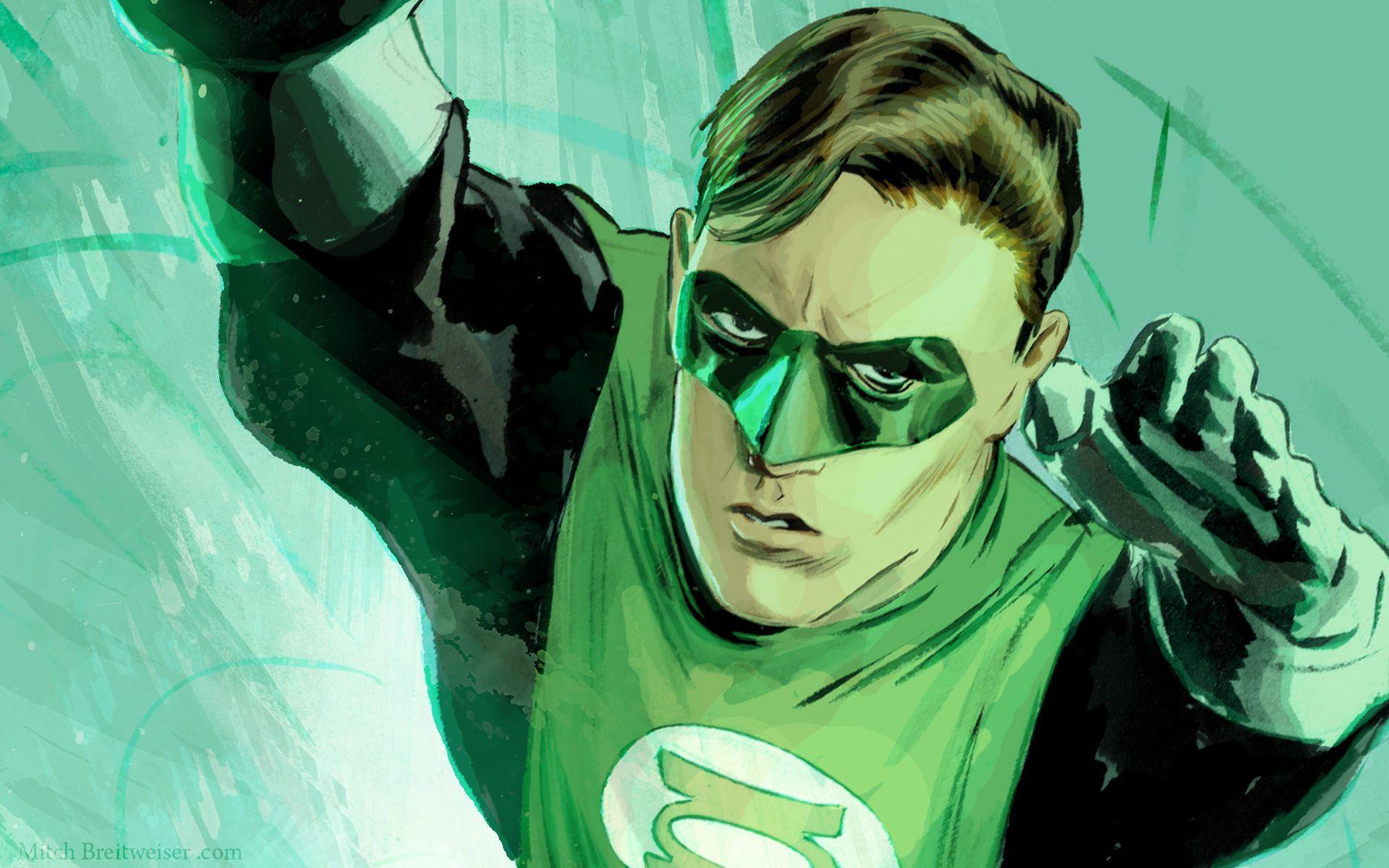 Green Lantern   Hal Jordan in flight Green lantern hal jordan 1920x1200