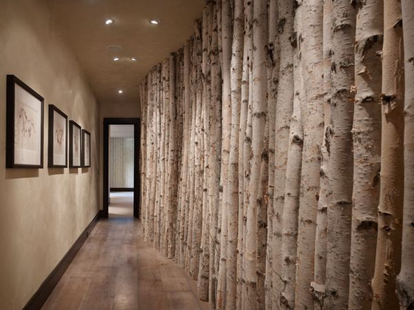 12 Ways To Use Actual Birch Trees In Your Home 600x449