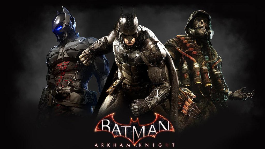 Batman Arkham Knight - Wallpaper 4 by Ashish-Kumar on DeviantArt
