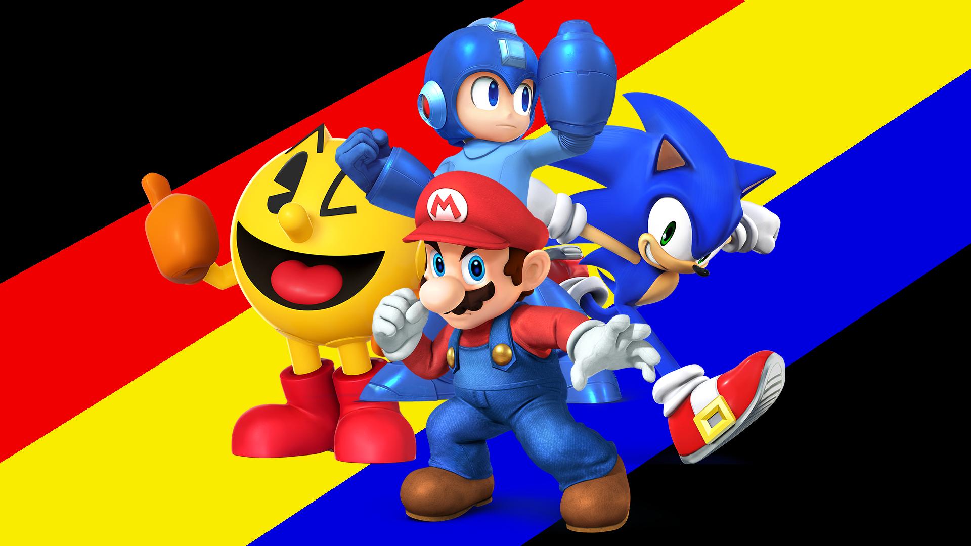 [45+] Super Smash Bros HD Wallpaper on WallpaperSafari