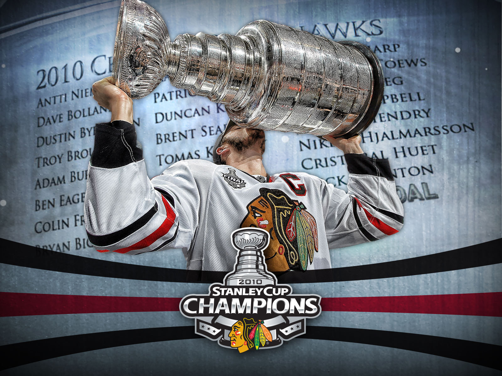 widescreen stanley cup champs widescreen stanley cup champs toews 1600x1200