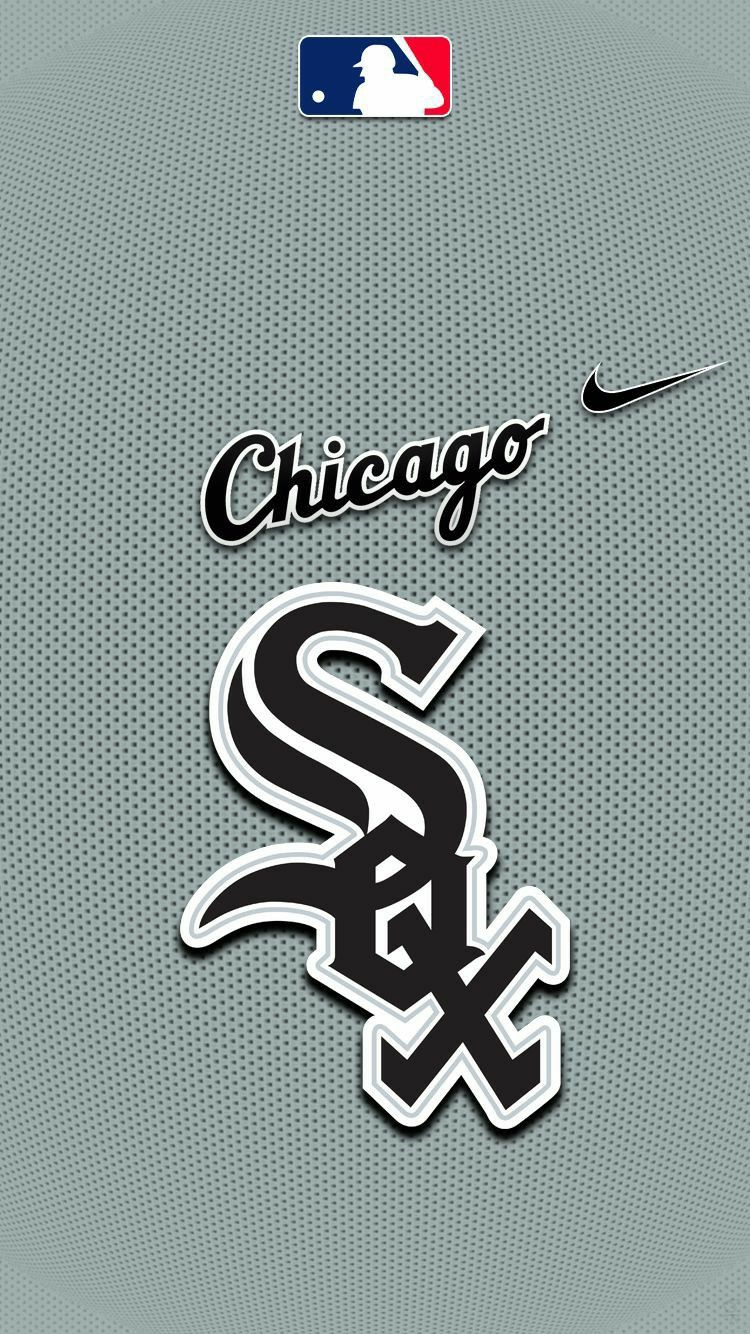 Pin by Margie on My Chicago White Soxs Baseball wallpaper White 750x1334