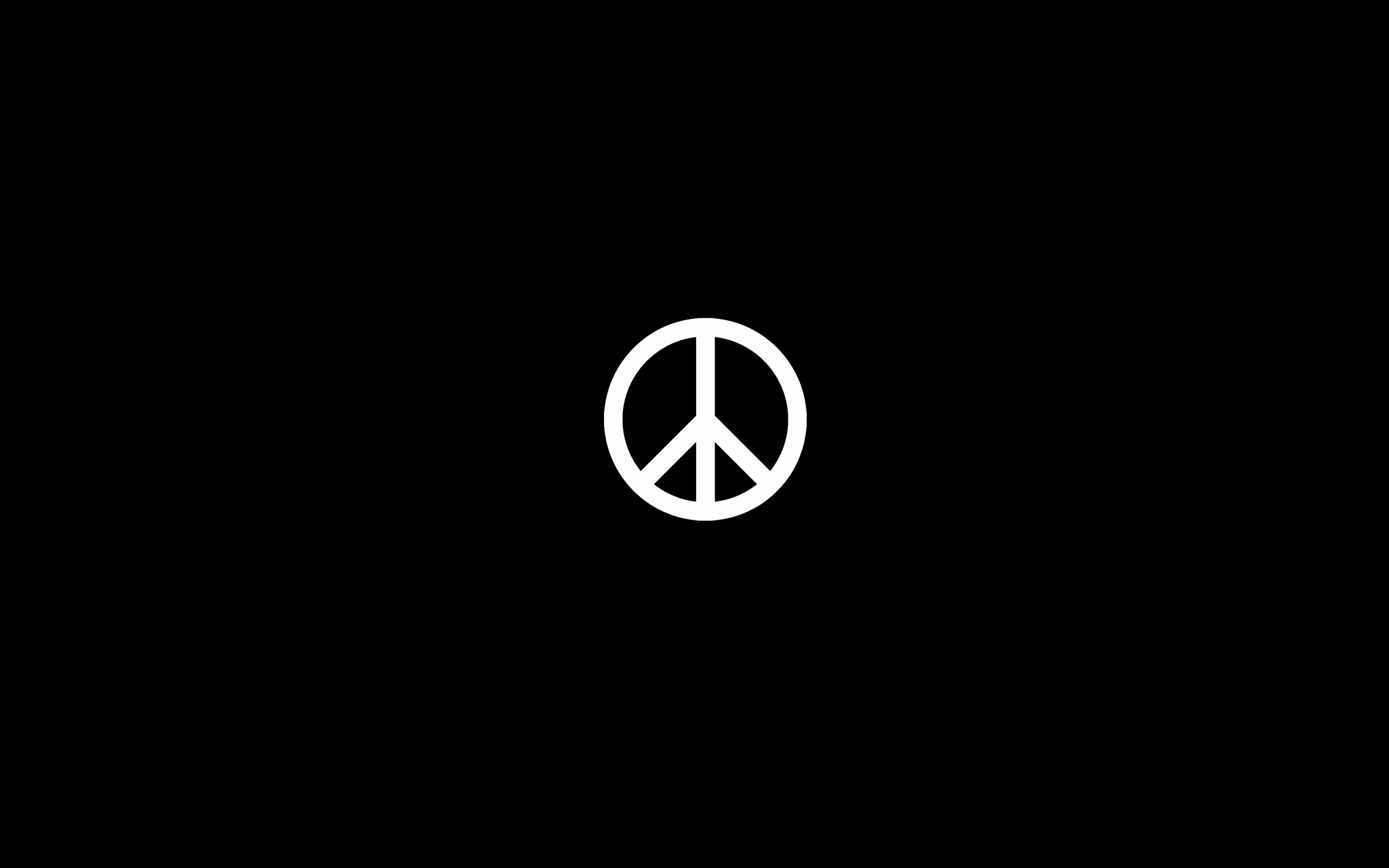 9 HD Peace Sign Wallpapers   HDWallSourcecom 2560x1600