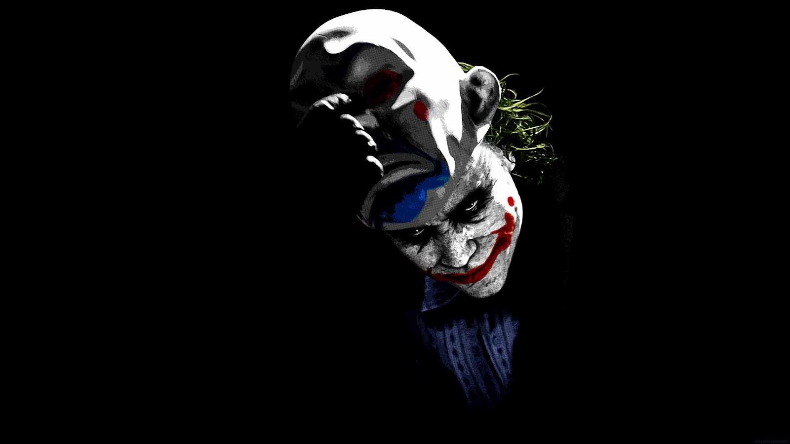 trololo blogg Wallpaper Joker Hd 1600x900