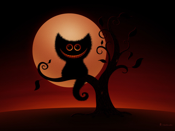 Cute Halloween Desktop Wallpaper Halloween wallpaper 580x435