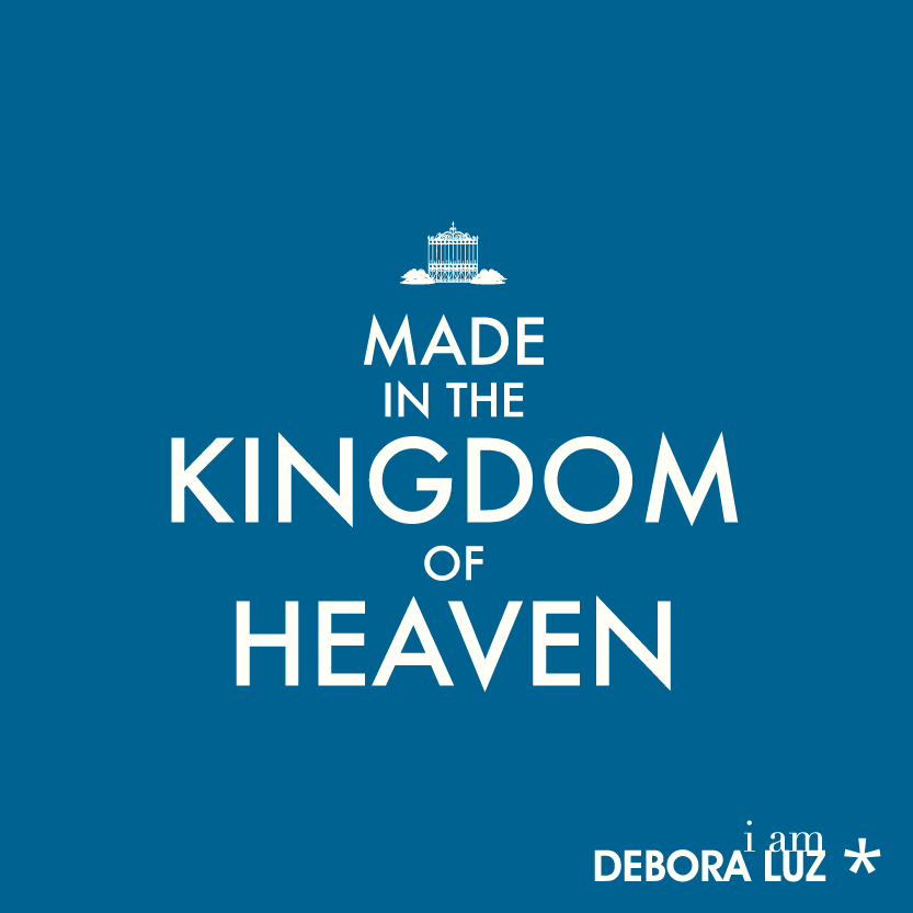 Made in the Kingdom of Heaven Wallpaper 833x833