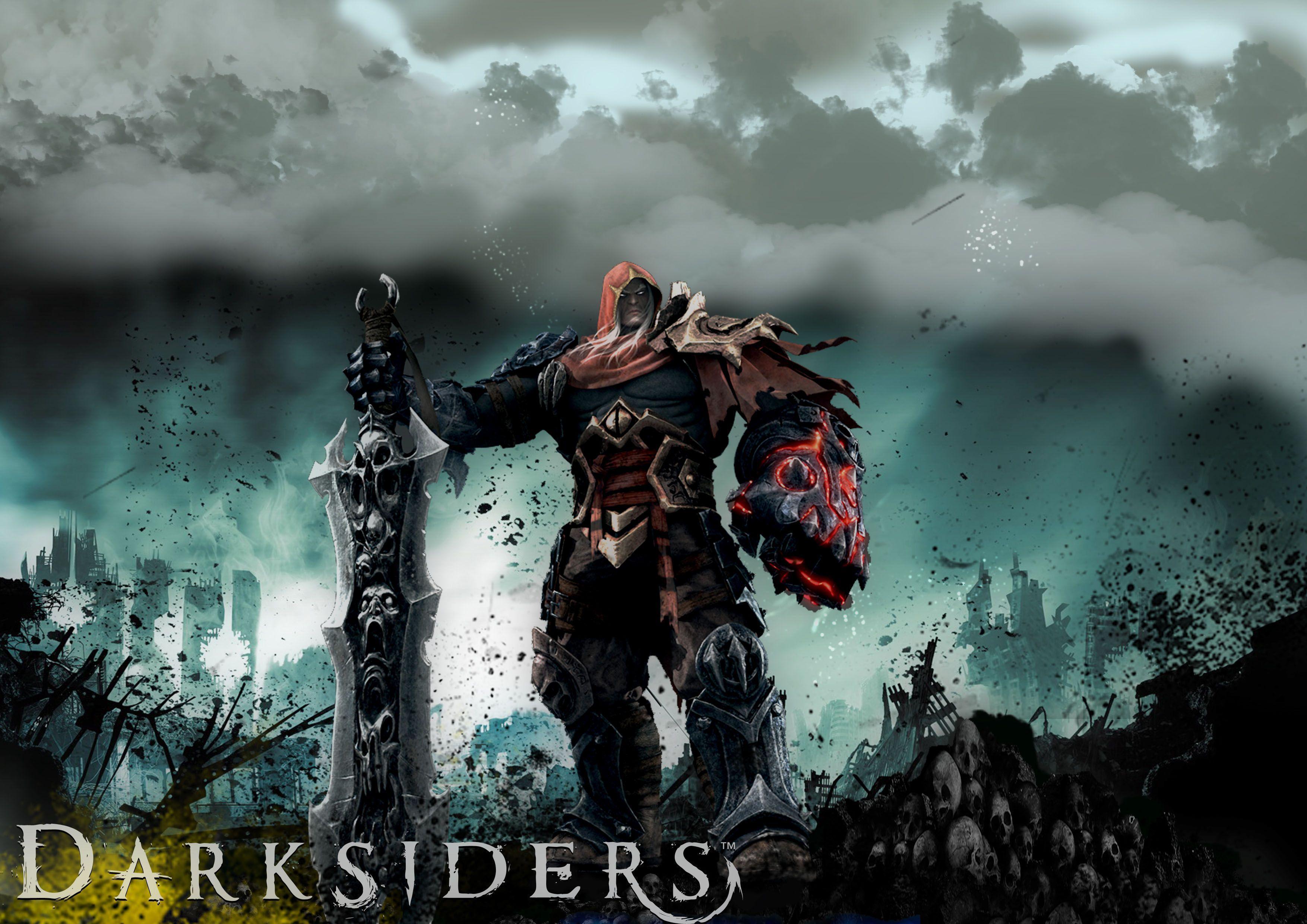 Darksiders Wallpapers 3508x2480