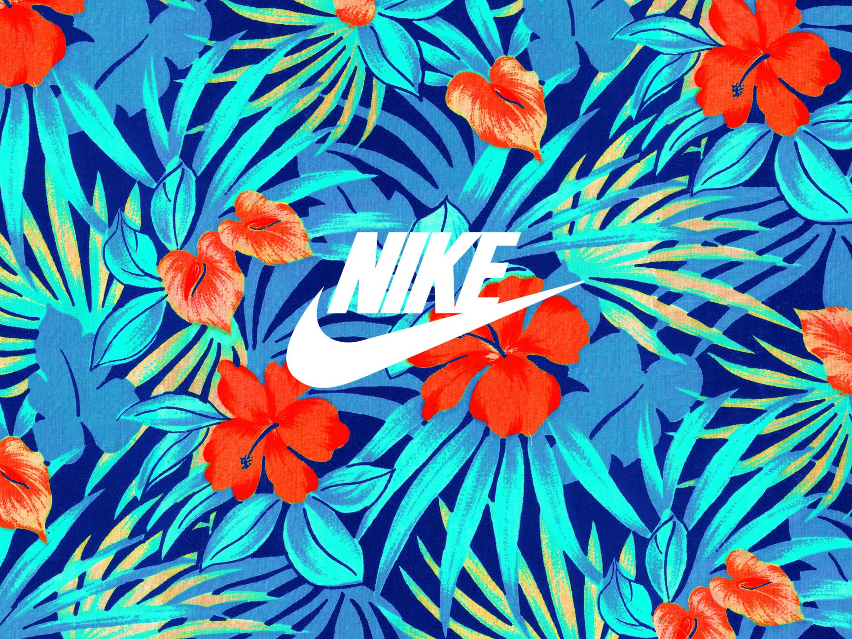 49 Nike Flower Wallpaper On Wallpapersafari