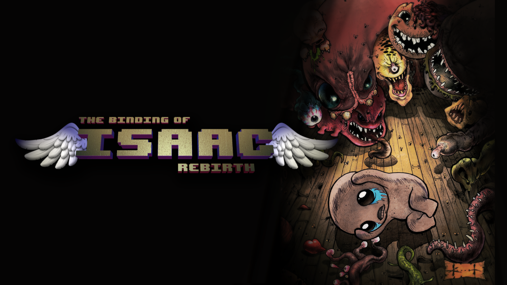 NXpress 17 The Binding of Isaac Rebirth and Never Alone 1920x1080
