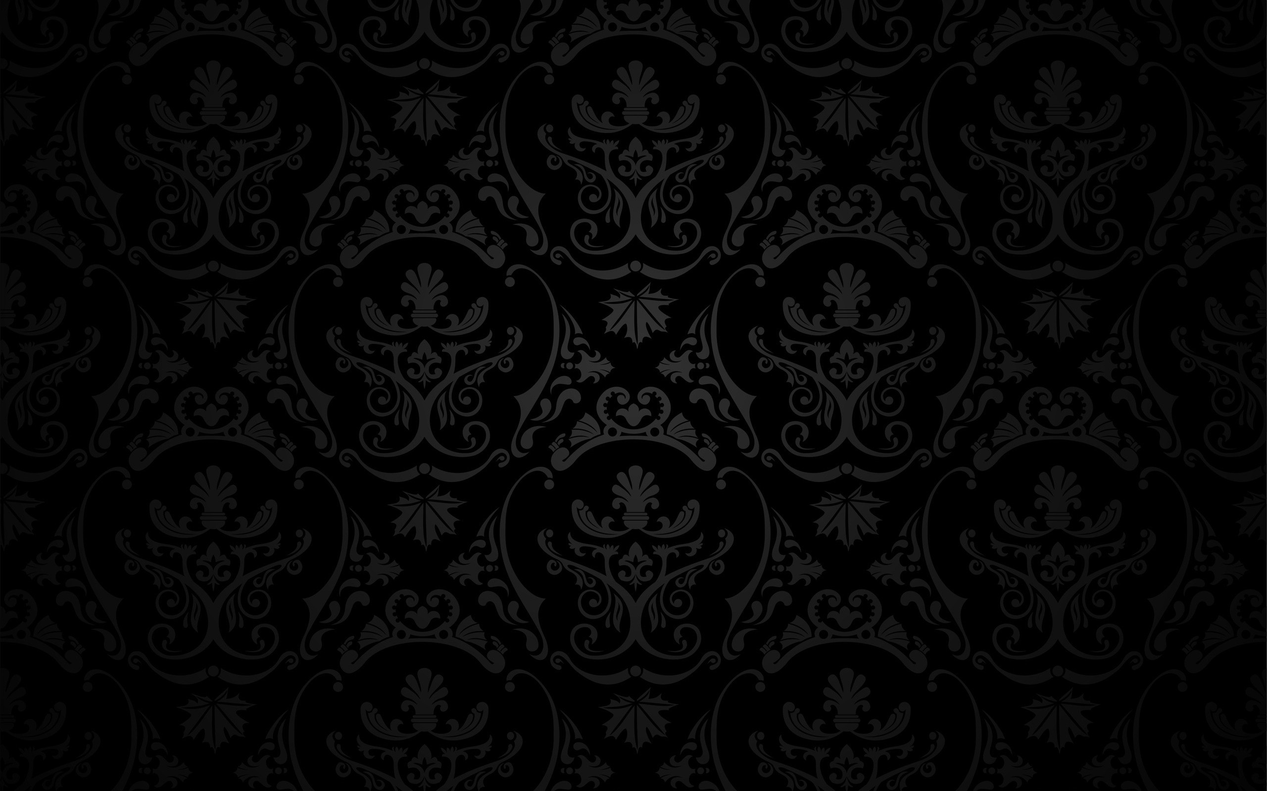 Black Wallpaper Backgrounds Wallpapersafari