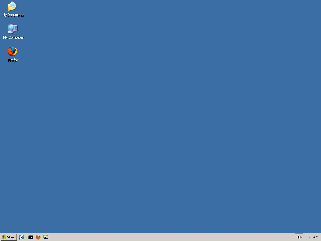 Lookalike Windows XP Classic Motho ke motho ka botho 1024x768